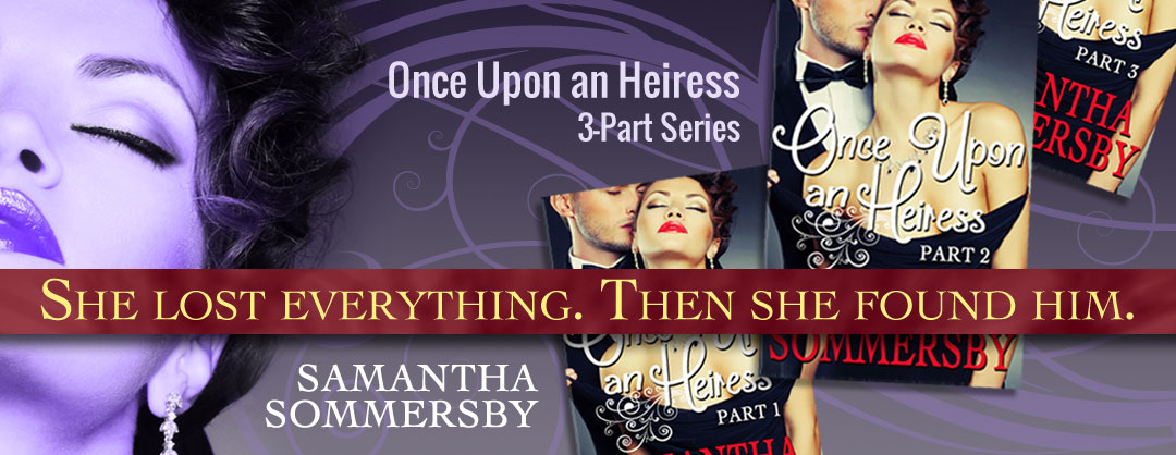 Once Upon an Heiress Series